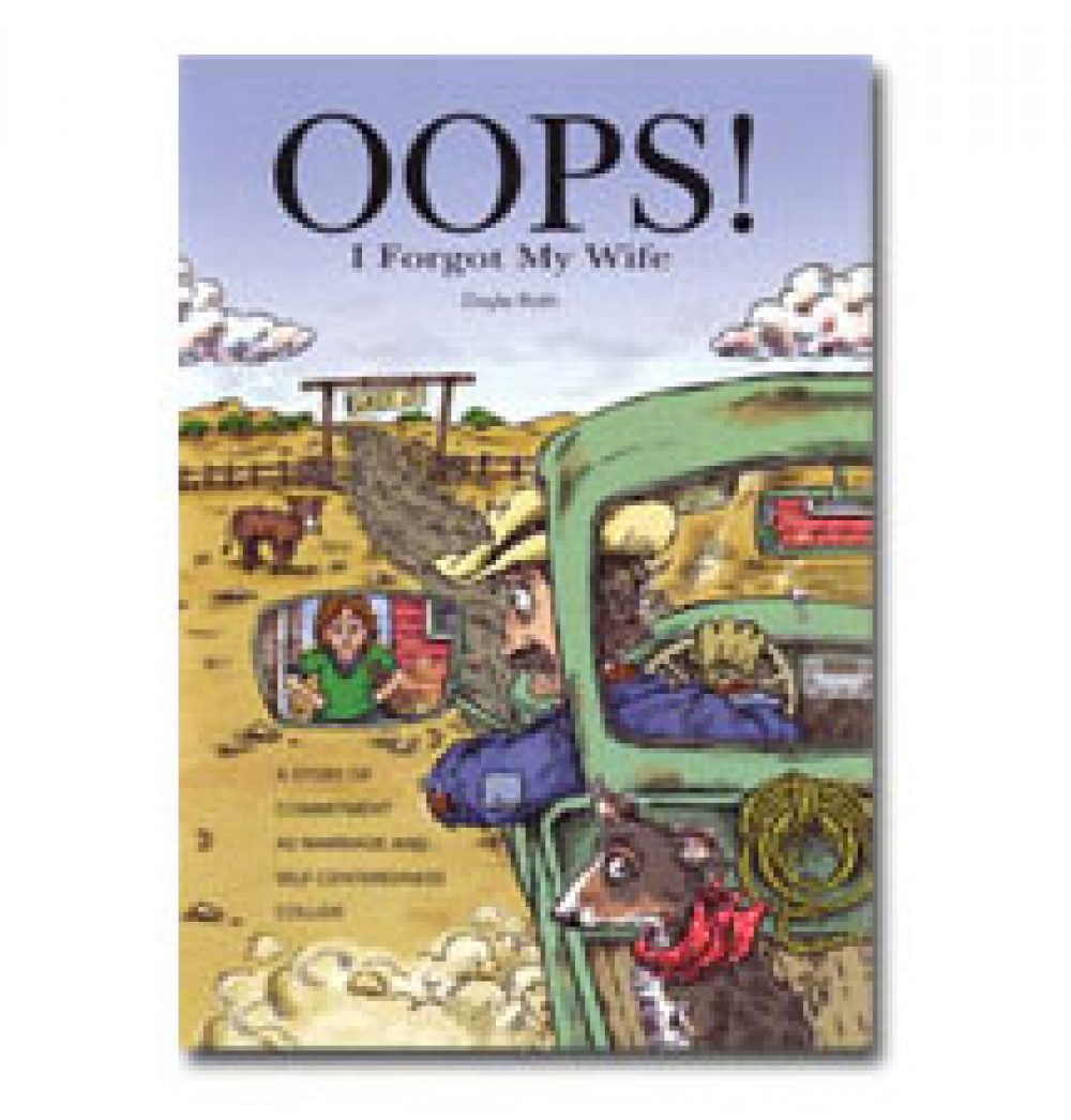 Oops! I Forgot My Wife by Doyle Roth