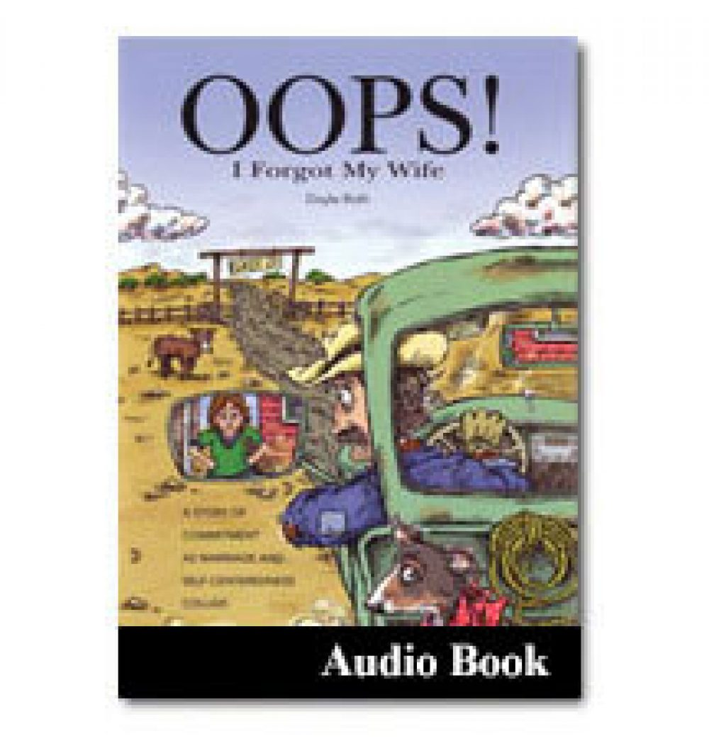 Oops! I Forgot My Wife - Audio Book by Doyle Roth